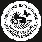 Issu d'une exploitation à haute valeur environnementale