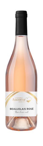 Bouteille Beaujolais Rose