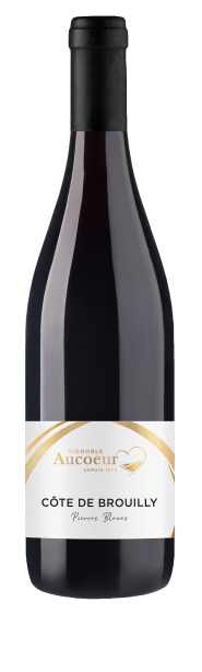 Bouteille Cote Brouilly